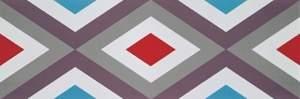 Cupido Emozione Rombi Colore Inserto Mix 2 61x91.5 RT