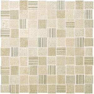 Desert Check Beige Mosaico 30.5x30.5