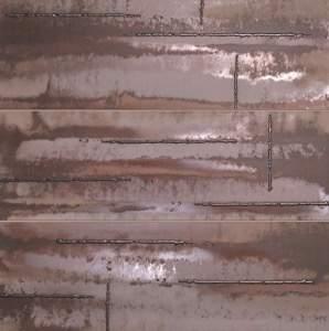 Evoque Acciaio Copper Inserto Mix3 91.5x91.5