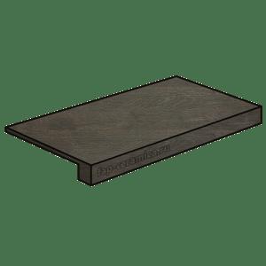 Docks Cenere Scalino 25x150