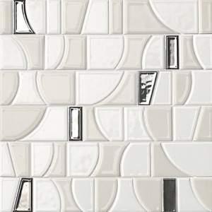 Frame Arte White Mosaico fLJ1