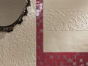 Havana Amaranto Mosaico 30.5x30.5