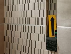 Meltin Tratto Cemento Mosaico 30.5x30.5
