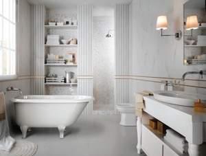Splendida Bianco Mosaico 30.5x30.5