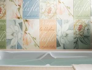 Rubacuori Dream Fiori Inserto Mix 3 45x75