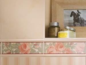 Splendida Roseto Rosa Listello Mix2 7x50