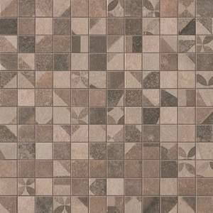 Terra Deco Beige Mosaico 30x30