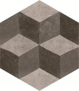 Firenze Deco Grey 21,6x25