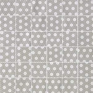 Havana Esagoni Chiari Mosaico 30.5x30.5