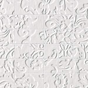 Havana Maiolica Bianco Mosaico 30.5x30.5