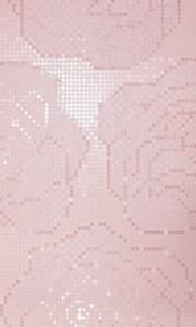 Pura Fiore Rosa Mosaico Mix 15 Pezzi 91.5x152.5