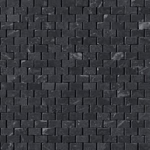 Roma Brick Grafite Mosaico 30X30
