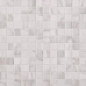 Roma Calacatta Mosaico 30,5X30,5
