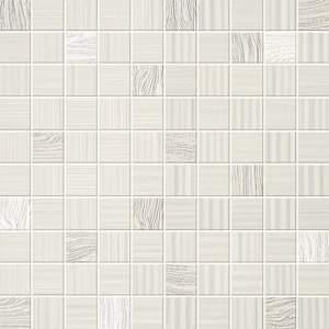Rubacuori Bianco Mosaico 30.5x30.5