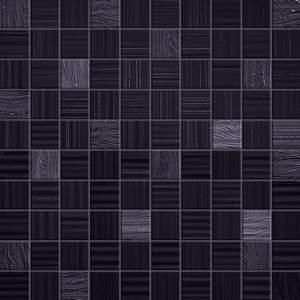Rubacuori Ebano Mosaico 30.5x30.5