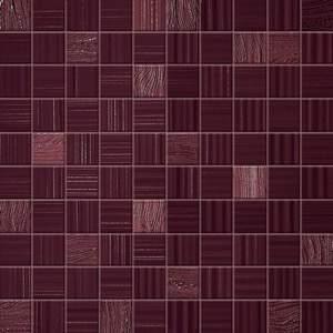 Rubacuori Mogano Mosaico 30.5x30.5