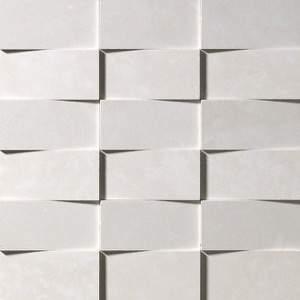 Supernatural Avorio 3D Mosaico 30.5x30.5