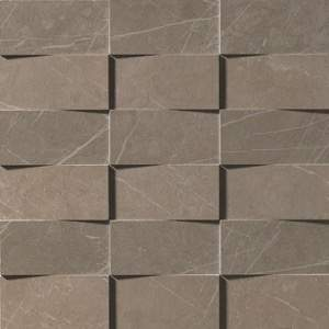 Supernatural Visone 3D Mosaico 30.5x30.5