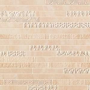 Supernatural Frammenti Dorato Mosaico 30.5x30.5