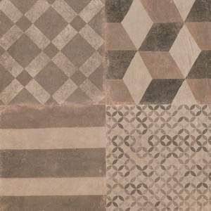 Terra Deco Beige 60x60 RT silk