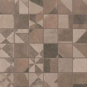Terra Deco Beige Macromosaico 30x30