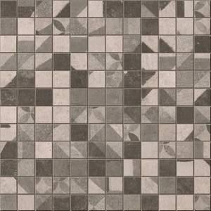 Terra Deco Grey Mosaico 30x30