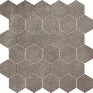Terra Malta Esagono Mosaico 30x30