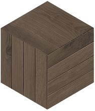 Nest Brown Cube Mosaico Matt