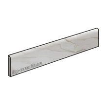 Roma 60 Calacatta Battiscopa Matt 7.2x60