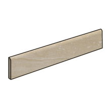 Roma 75 Travertino Battiscopa Lux 7.2x75
